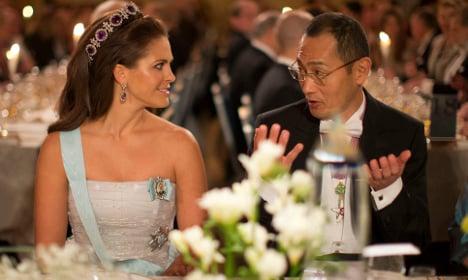 Princess Madeleine to make Nobel comeback
