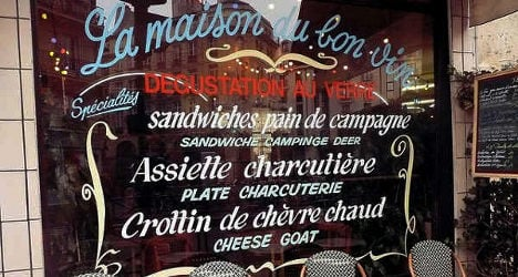 Top ten: When French translations go wrong