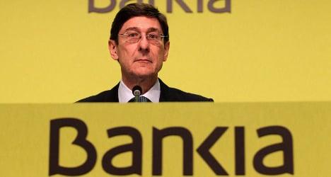 Bailed-out Bankia sees profits soar