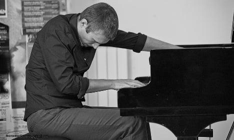 Italian musician jazzes up Sweden's Lapland