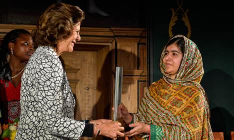 Malala donates prize winnings to Gaza