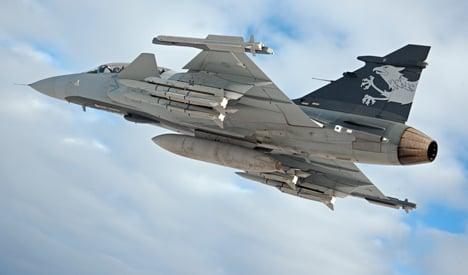Saab sells 36 Gripen jets to Brazil