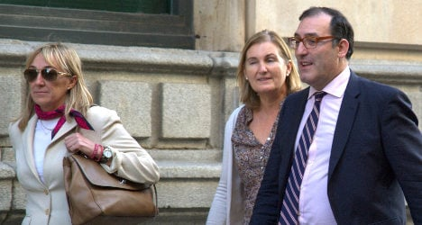 Spanish judge accuses 26 in graft scandal