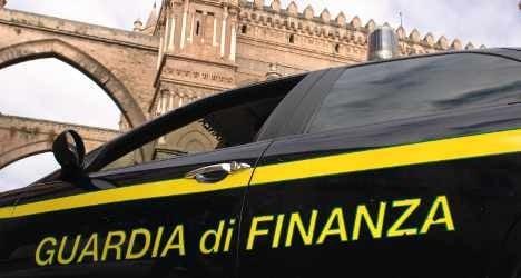 Italian police discover €1.7 bn corporate fraud