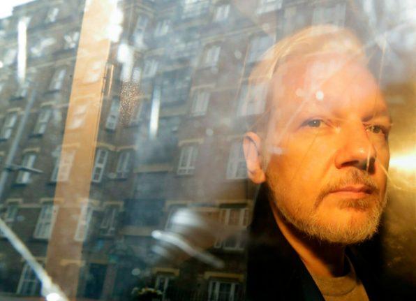 Timeline: The key points in the Julian Assange case