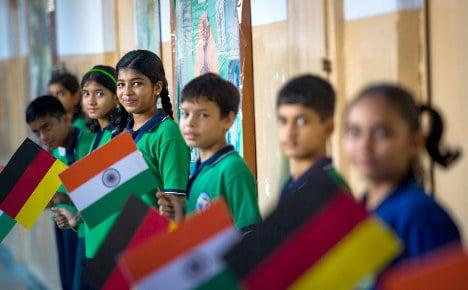 Indian schools drop German teaching