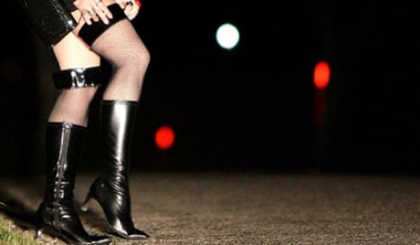Traffickers force trio into prostitution in Styria