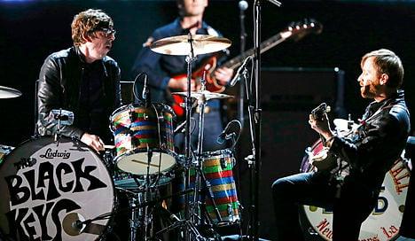 Black Keys to headline NorthSide Festival