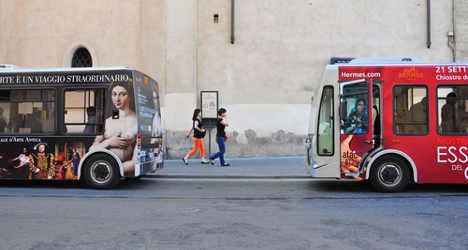 Woman suffers racist 'Ebola' attack in Rome
