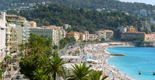 Hottest October recorded on the French Riviera