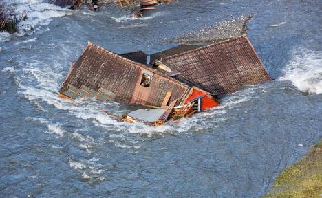 Solberg to visit flood devastation in Norway