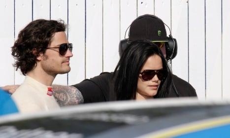 Swedish royal couple set wedding date