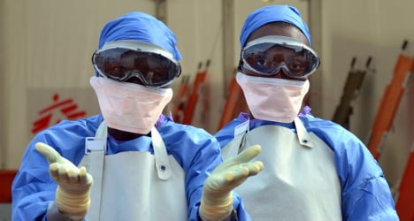 Italy gives €50 million to fight Ebola disease