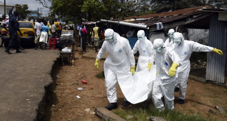 France pledges €20m for fight against Ebola