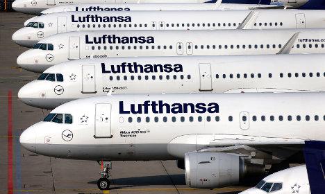 Over 20 Swedish flights hit by Lufthansa strike