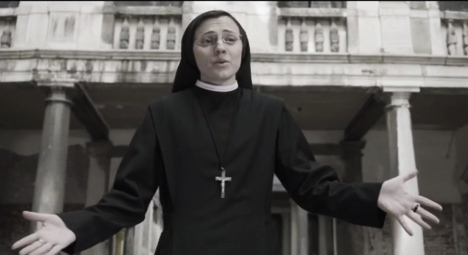Singing nun picks Like a Virgin for debut album