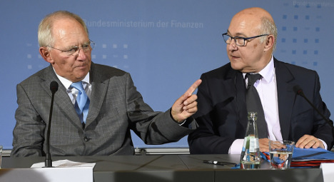 France and Germany to draw up growth plan