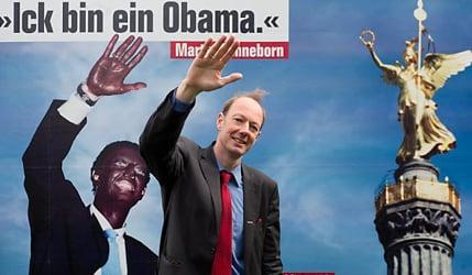 Die Partei promises to 'ruin' Austria