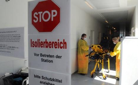 Hamburg volunteers test Ebola vaccine