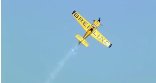 Austrian Arch keeps air race hopes alive