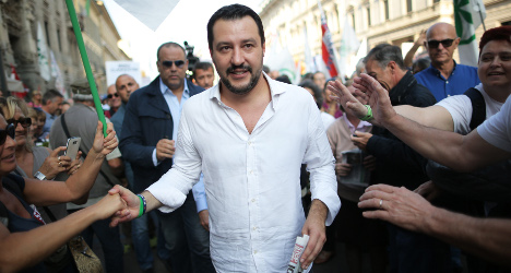 Outrage as Italy's broke far-right party sacks 76