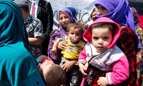What will Berlin do for Syria's refugees?