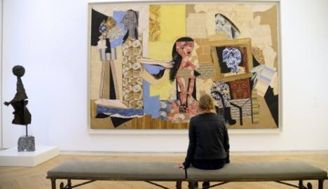 Paris Picasso Museum re-opens after refit
