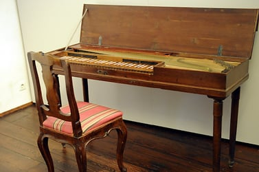 Mozart's clavichord returns to Vienna