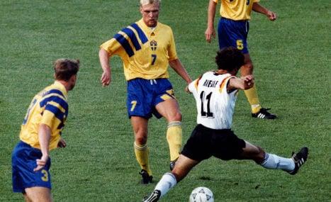 Swedes mourn World Cup hero Klas Ingesson