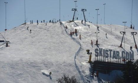 World Cup ski race on 'fake' Stockholm slope