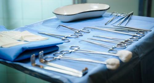 'Sadomasochist medics used hospital tools'