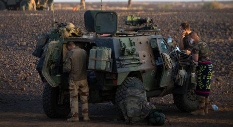 French staff sergeant killed in Mali clash
