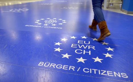 Germany lags in permits for non-EU migrants