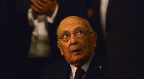Italy head of state to testify at mafia trial