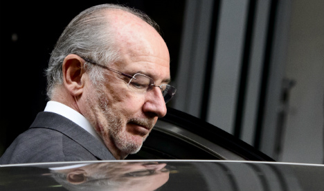 Ex-IMF chief Rato: fallen angel of Spanish finance
