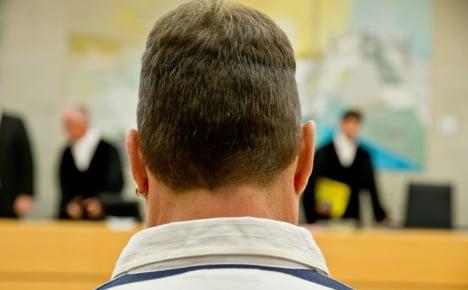 Court gives Autobahn shooter ten years' jail