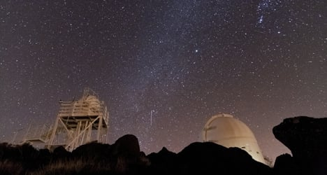Canary telescope hunts for Earth-like planets