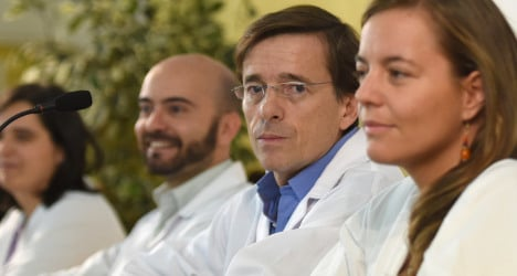 Spanish nurse with Ebola beats virus