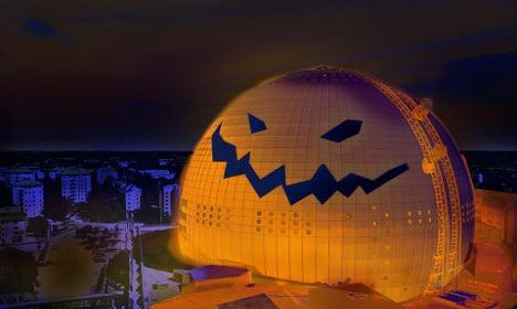 Stockholm's shocking take on Halloween
