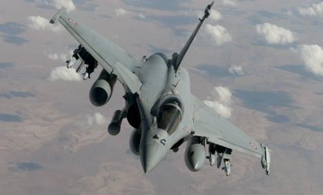 French claim success in Isis air raids
