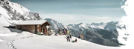 Catch a London cab to a ski holiday in Austria
