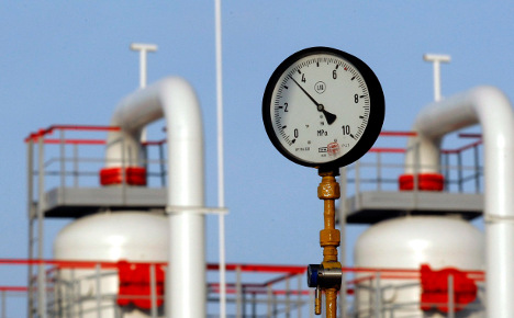 EU promises support for Ukraine gas deal