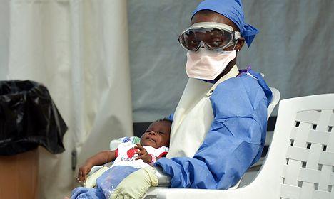 Denmark makes massive new Ebola contribution