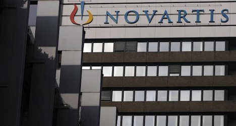 New products push up Novartis Q3 earnings
