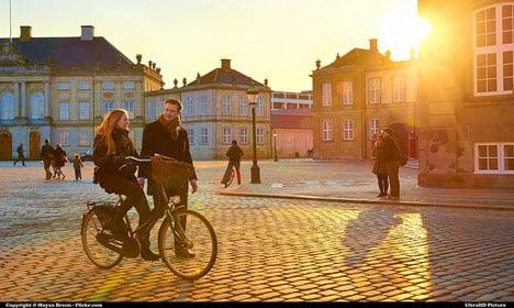 Copenhagen is world's greenest city: study