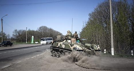 Moscow hindering OSCE Ukrainian mission size