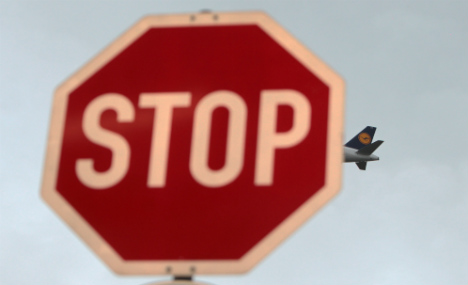Lufthansa strike hits 1,500 flights