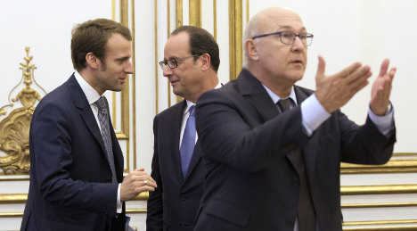 France steps up pleas for Germany to invest