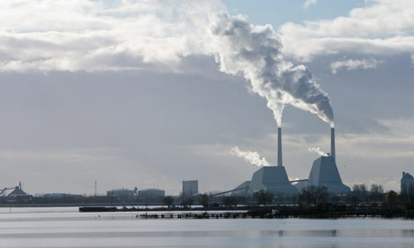 Denmark looks to ban coal in ten years