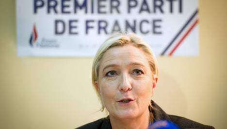 National Front pulls in 'record membership'